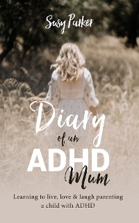 Cover Diary of an ADHD Mum
