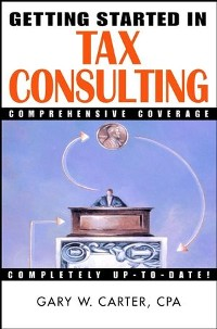 Cover Getting Started in Tax Consulting