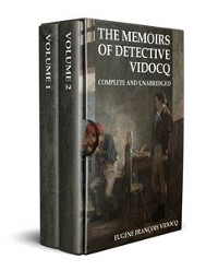 Cover The Memoirs of Detective Vidocq (Annotated)