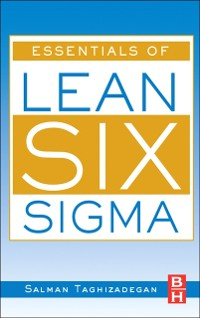 Cover Essentials of Lean Six Sigma