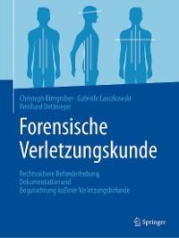 Cover Forensische Verletzungskunde