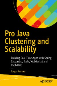 Cover Pro Java Clustering and Scalability