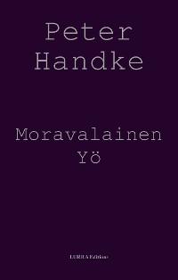 Cover Moravalainen Yö