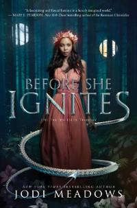 Cover Before She Ignites