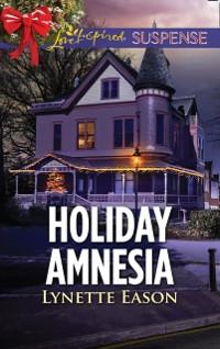 Cover Holiday Amnesia (Mills & Boon Love Inspired Suspense) (Wrangler's Corner, Book 7)