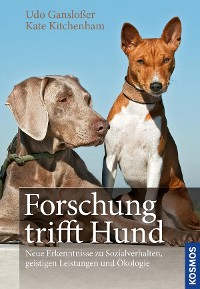 Cover Forschung trifft Hund