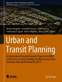Cover Urban and Transit Planning