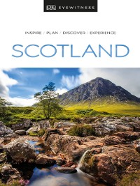 Cover DK Eyewitness Travel Guide Scotland