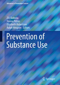 Cover Prevention of Substance Use