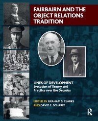 Cover Fairbairn and the Object Relations Tradition