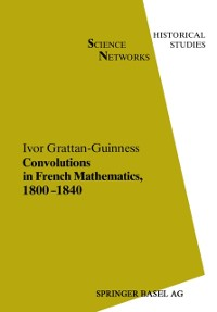 Cover Convolutions in French Mathematics, 1800-1840