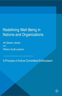 Cover Redefining Well-Being in Nations and Organizations