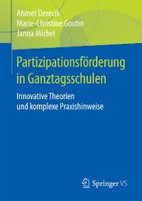 Cover Partizipationsförderung in Ganztagsschulen
