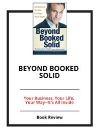 Cover Beyond Booked Solid