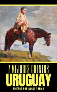Cover 7 mejores cuentos - Uruguay