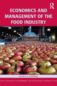 Cover Economics and Management of the Food Industry
