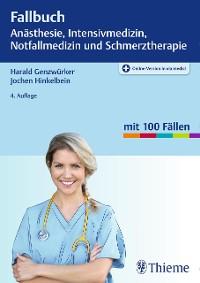 Cover Fallbuch Anästhesie, Intensivmedizin und Notfallmedizin