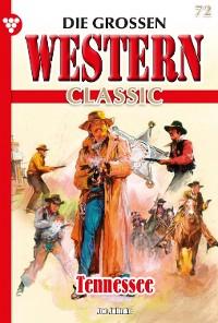 Cover Die großen Western Classic 72 – Western