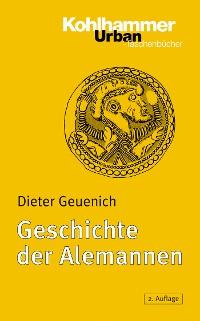 Cover Die Geschichte der Alemannen