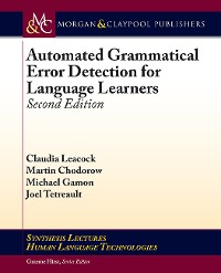 Cover Automated Grammatical Error Detection for Language Learners