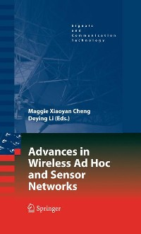 Cover Advances in Wireless Ad Hoc and Sensor Networks