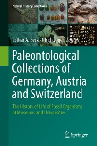 Cover Paleontological Collections of Germany, Austria and Switzerland