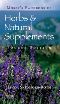 Cover Mosby's Handbook of Herbs & Natural Supplements