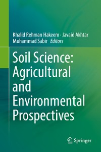 Cover Soil Science: Agricultural and Environmental Prospectives
