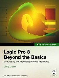 Cover Logic Pro 8