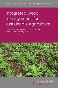 Cover Integrated weed management for sustainable agriculture