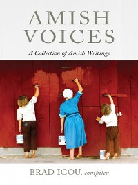 Cover Amish Voices