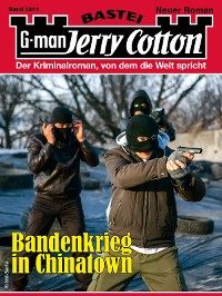 Cover Jerry Cotton 3341