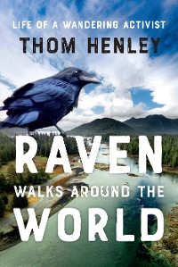 Cover Raven Walks Around the World