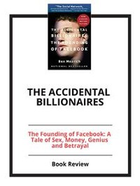 Cover The Accidental Billionaires