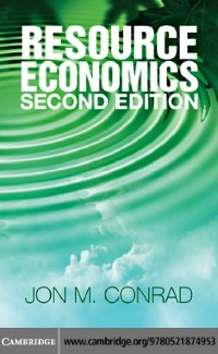 Cover Resource Economics