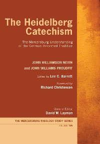 Cover The Heidelberg Catechism