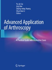 Cover Advanced Application of Arthroscopy