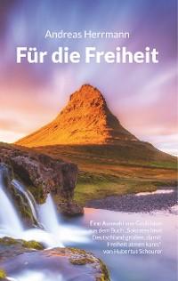 Cover Für die Freiheit