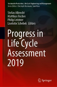 Cover Progress in Life Cycle Assessment 2019