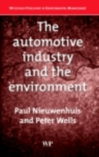 Cover Automotive Industry and the Environment