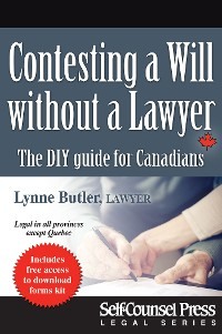 Cover Contesting a Will without a Lawyer