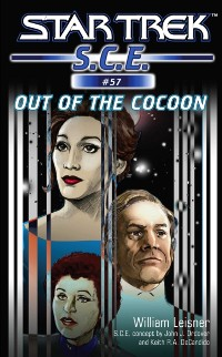 Cover Star Trek: Out of the Cocoon