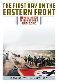 Cover The First Day on the Eastern Front