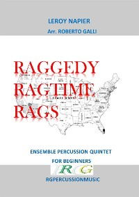 Cover Raggedy Ragtime Rags