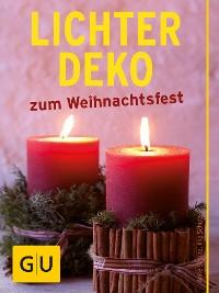 Cover Lichter-Deko zum Weihnachtsfest
