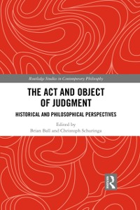 Cover Act and Object of Judgment