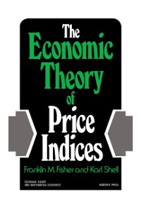 Cover Economic Theory of Price Indices