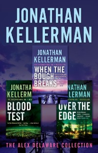 Cover Jonathan Kellerman's Alex Delaware Collection