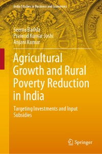 Cover Agricultural Growth and Rural Poverty Reduction in India