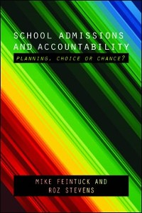 Cover School Admissions and Accountability